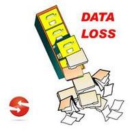 perte de données