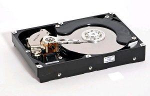 récupératio de disque dur